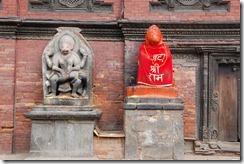 Nepal 2010 - Patan, Durbar Square ,- 22 de septiembre   12