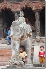 Nepal 2010 - Patan, Durbar Square ,- 22 de septiembre   50