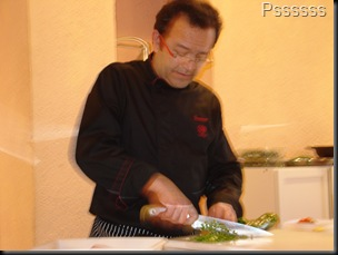 EL GRAN CHEF FRANCISCO AGUILAR