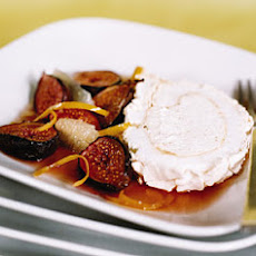 Baked Figs in Lemon Syrup