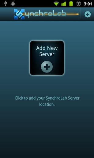 SynchroLab beta