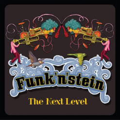Funk'n'stein - The Next Level [2009] /Funk,Soul,Acid Jazz/