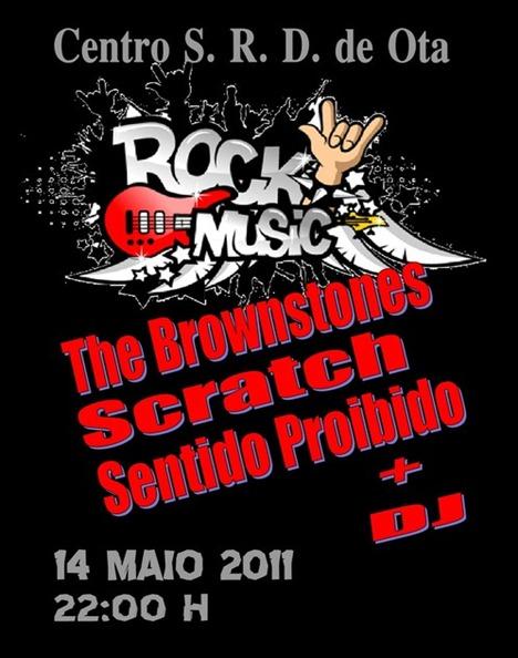 CSRDO - Rock ao vivo