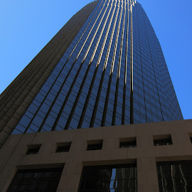 A office building in San Francisco by Sanjib Paul - Buildings & Architecture Office Buildings & Hotels ( office, building, sky, skyscraper, san francisco )