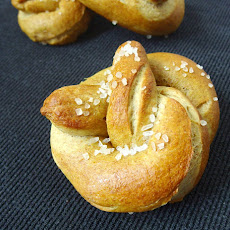 Avocado Soft Pretzels
