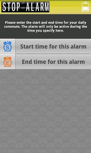 【免費交通運輸App】停止報警-APP點子