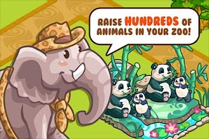 Screenshot of Zoo Story 2™