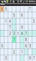 Screenshot of Sudoku Sky