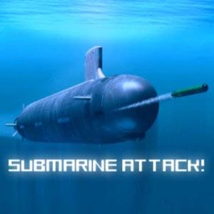Cover art Submarine Attack!