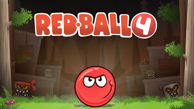 Red Ball 4 APK screenshot thumbnail 1