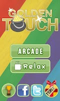 Screenshot of GOLDEN TOUCH - Match Game