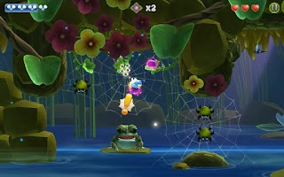 Screenshot of Shiny The Firefly FREE