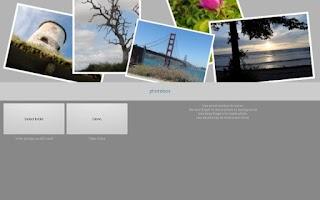 Screenshot of Photobox