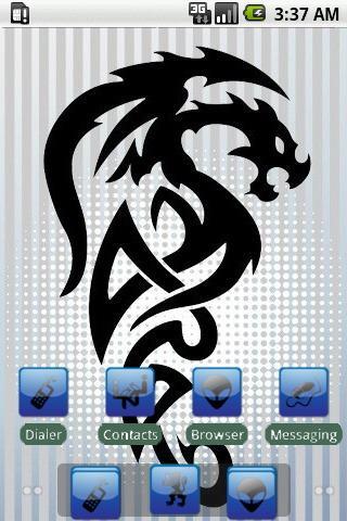 Dragon Totem [SQTheme] ADW