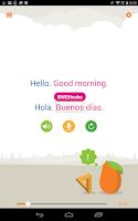 Screenshot of Mango Languages