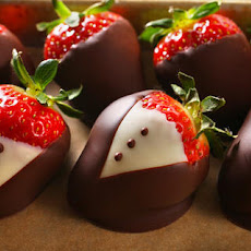 Chocolate-Dipped Strawberries Recipe