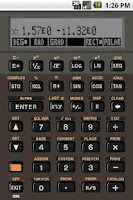 Screenshot of Free42