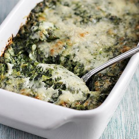 Gruyere+spinach+gratin Recipes | Yummly