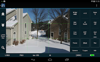 Screenshot of USB DSLR Camera Controller