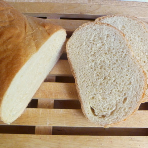 Italian-Style Bread with White Whole Wheat