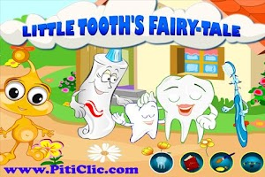 Screenshot of Little Tooth's Fairytale