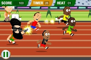 Screenshot of The Dictator: Wadiyan Games