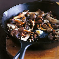 Pan-Roasted Mushrooms Recipe
