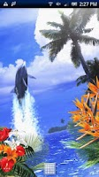 Screenshot of Tropical Ocean-Bluesky Trial