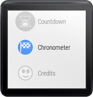Wear Chronometer
