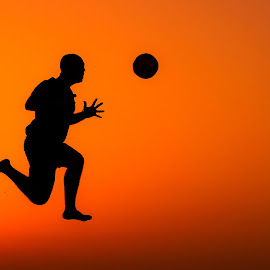 Playing in the sky  by Musab Bokhshim - Sports & Fitness Other Sports