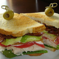 Cobb Club Sandwiches