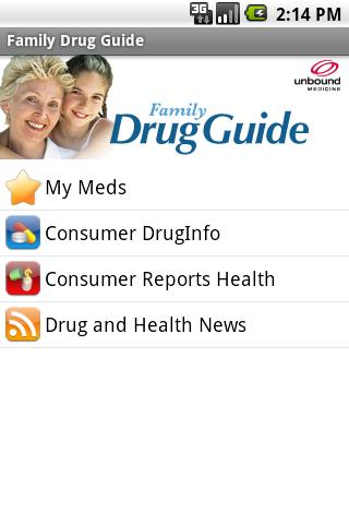 Family Drug Guide