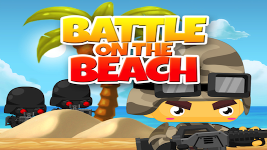 Battle on the Beach - screenshot