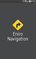 Screenshot of Eniro Navigation