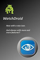 Screenshot of WatchDroid Lite