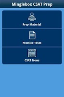 Screenshot of CSAT UPSC Prep