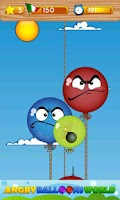 Screenshot of Angry Balloons World