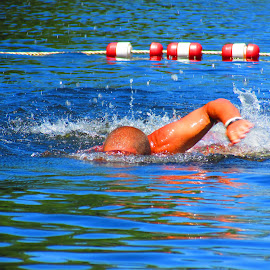 by Roxanne Gunn - Sports & Fitness Swimming