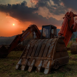 Transformers by Rajeev Ganesan - Transportation Other ( jcb, icat, hdr, hdr cook book, chikmagalur, rajeev )