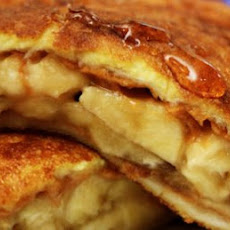 Banana-Stuffed French Toast Recipe