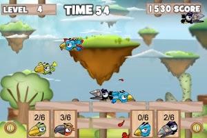Screenshot of Odi Birds