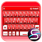 SlideIT Red Rose Skin icon