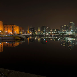 Albert Dock by Mal Darbyshire - Buildings & Architecture Other Exteriors