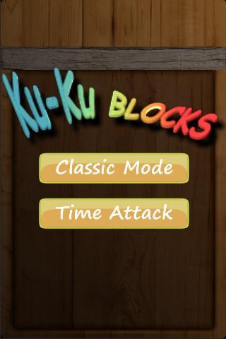 Ku Ku Blocks