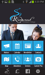 Rivercrest Christian College - screenshot