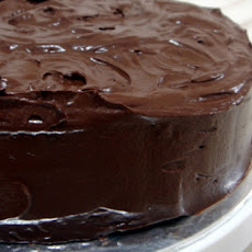 Chocolate Overload Diet Soda Cake