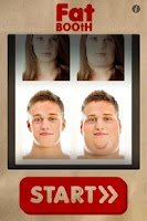Screenshot of FatBooth
