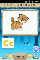 Screenshot of Kids Preschool Games ABC Lite