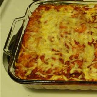 Vegetarian Matzo Lasagna Recipes
