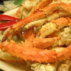 Lemongrass Crab Legs